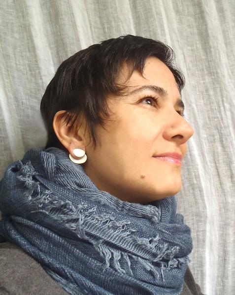 ear jackets ovales