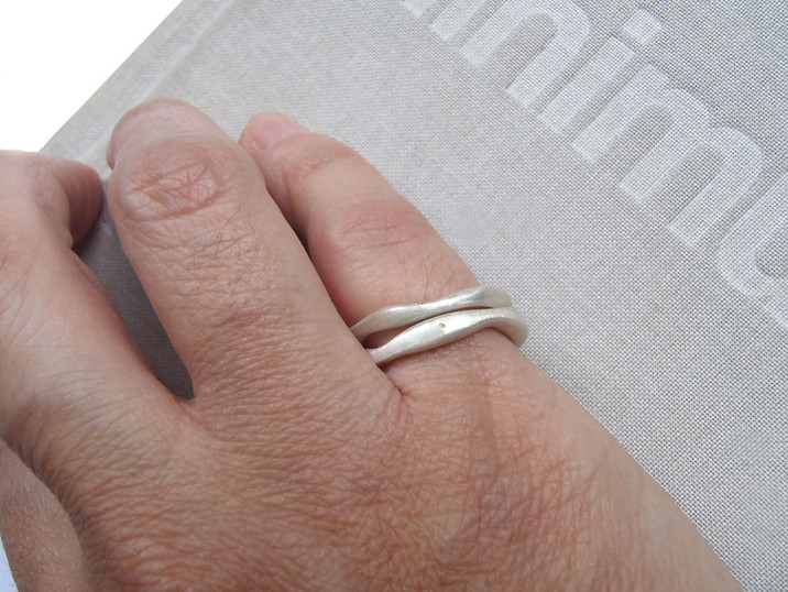anillos orgánicos con zirconia