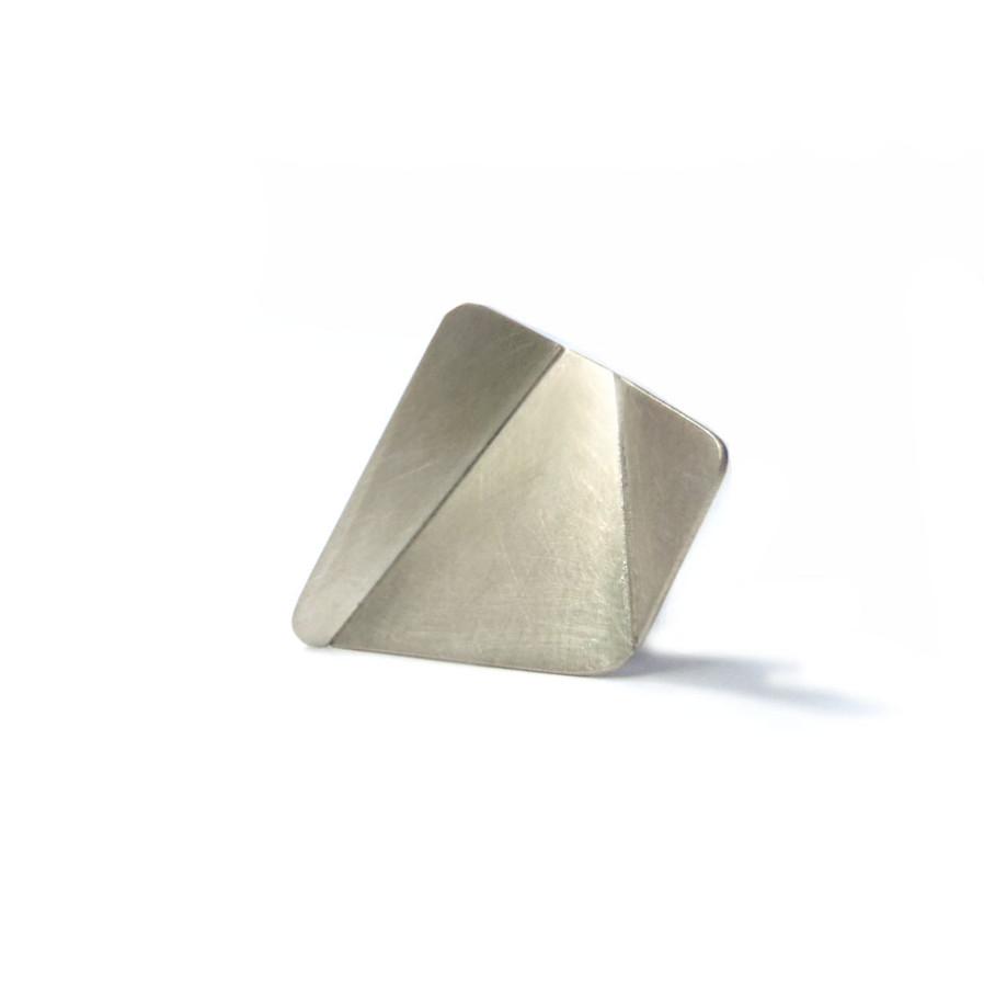 medium origami pin