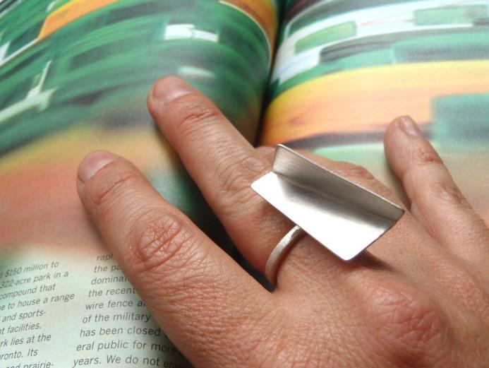 anillo planos