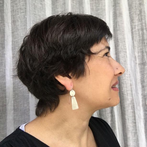 exclamation mark earrings