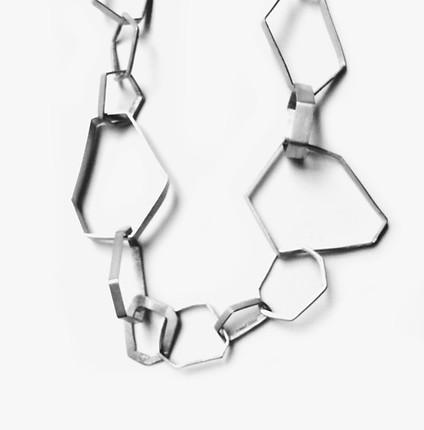 polygons choker 01