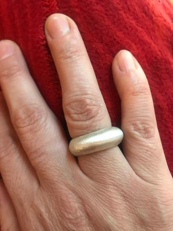 chuncky ring