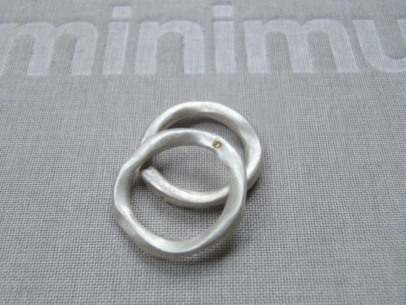 anillos de compromiso/alianza