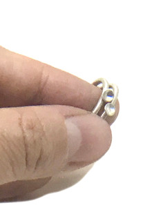 anillos microcóncavos mate