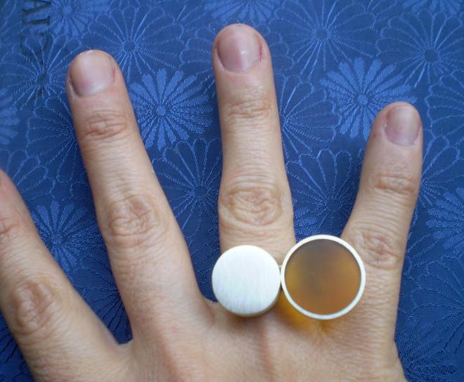 anillo círculos