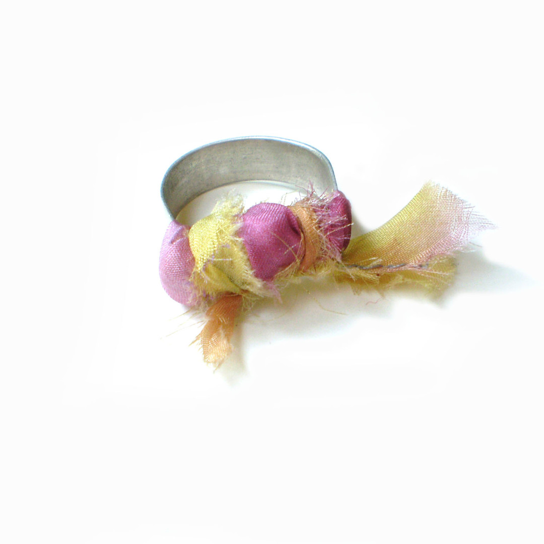 anillo textil