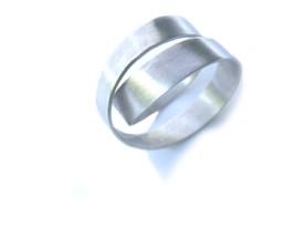 anello möbius opaco