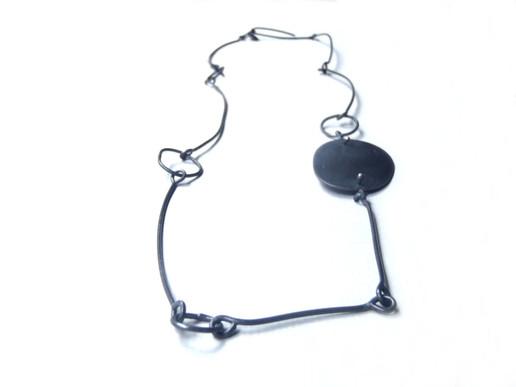amorphous necklace