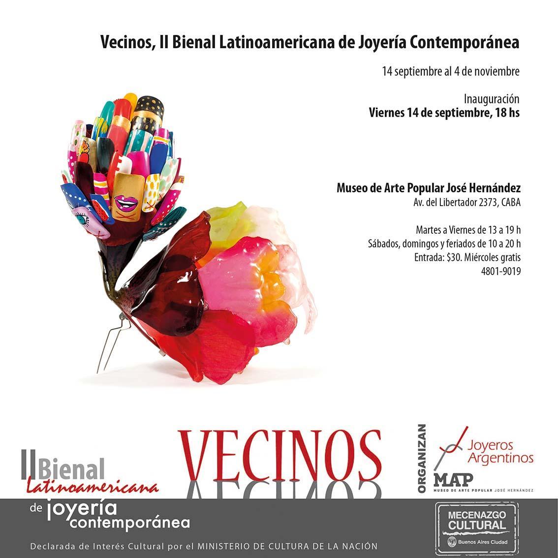 II Bienal Latinoamericana de Joyería