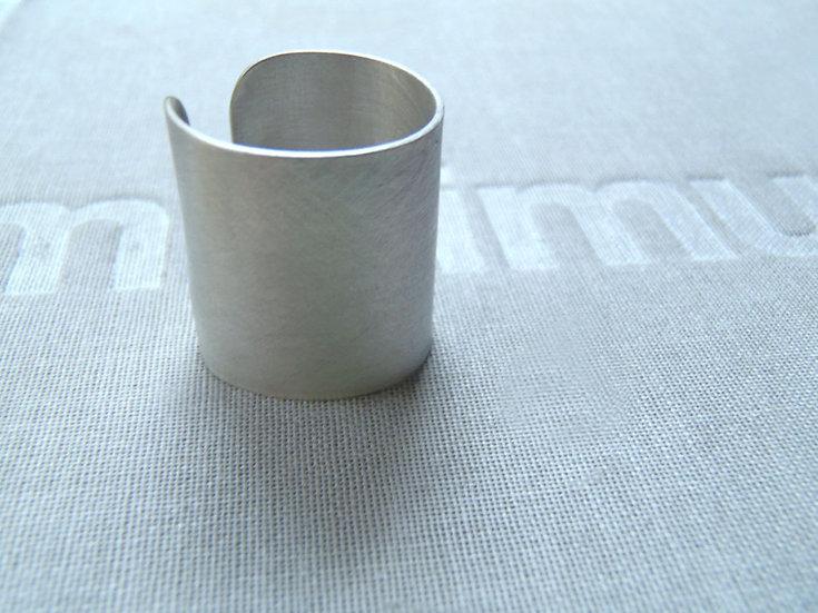 Tube ring, open unisex ring!