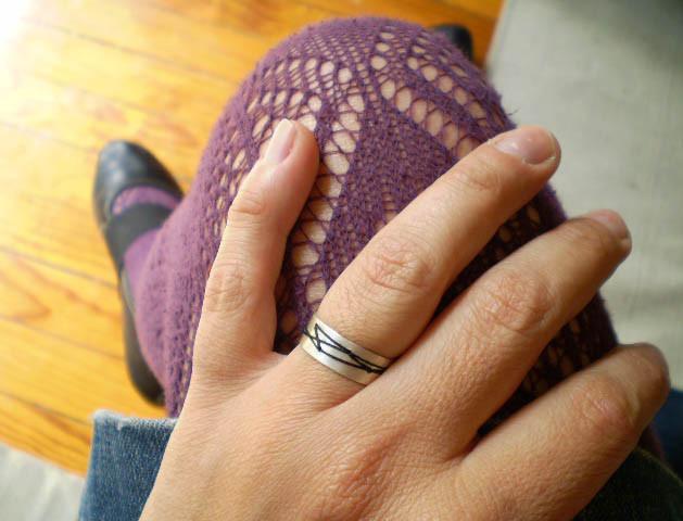 anillo atrapasueños