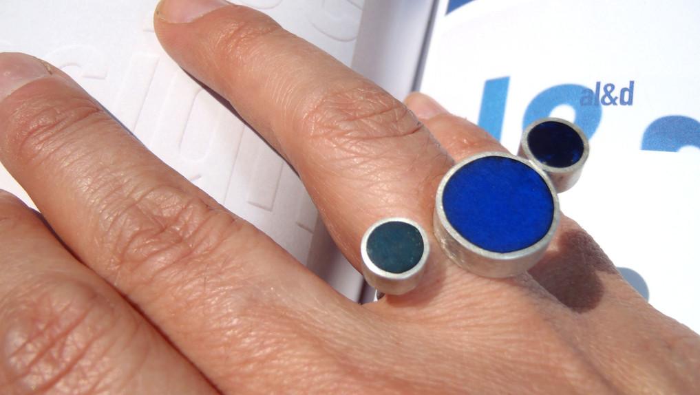 anillo dots 13