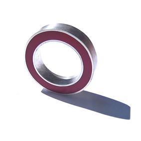 anillo concéntrico rojo sólido
