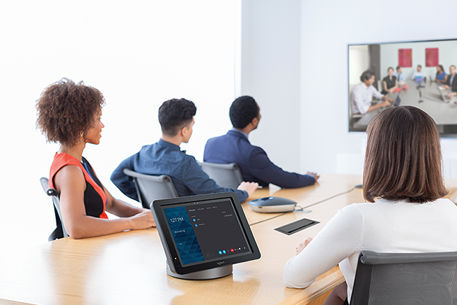 Extron and Logitech Team Up to Deliver an Exceptional Skype for Business / Teams Experience