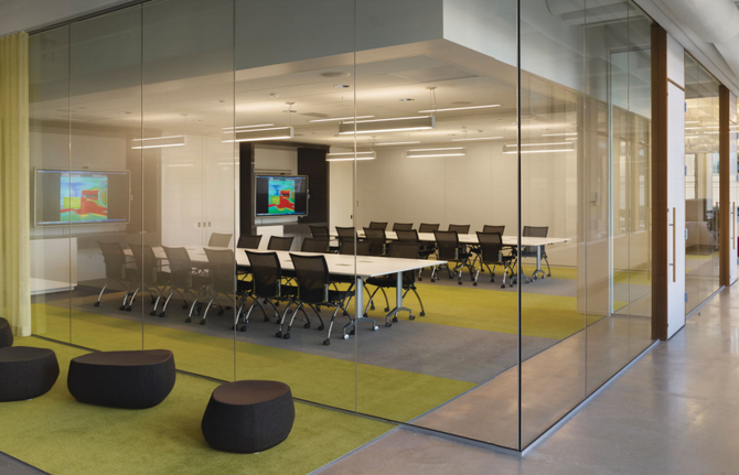 Engineering firm, Glumac, chooses Crestron technology for new conference and collaboration spaces