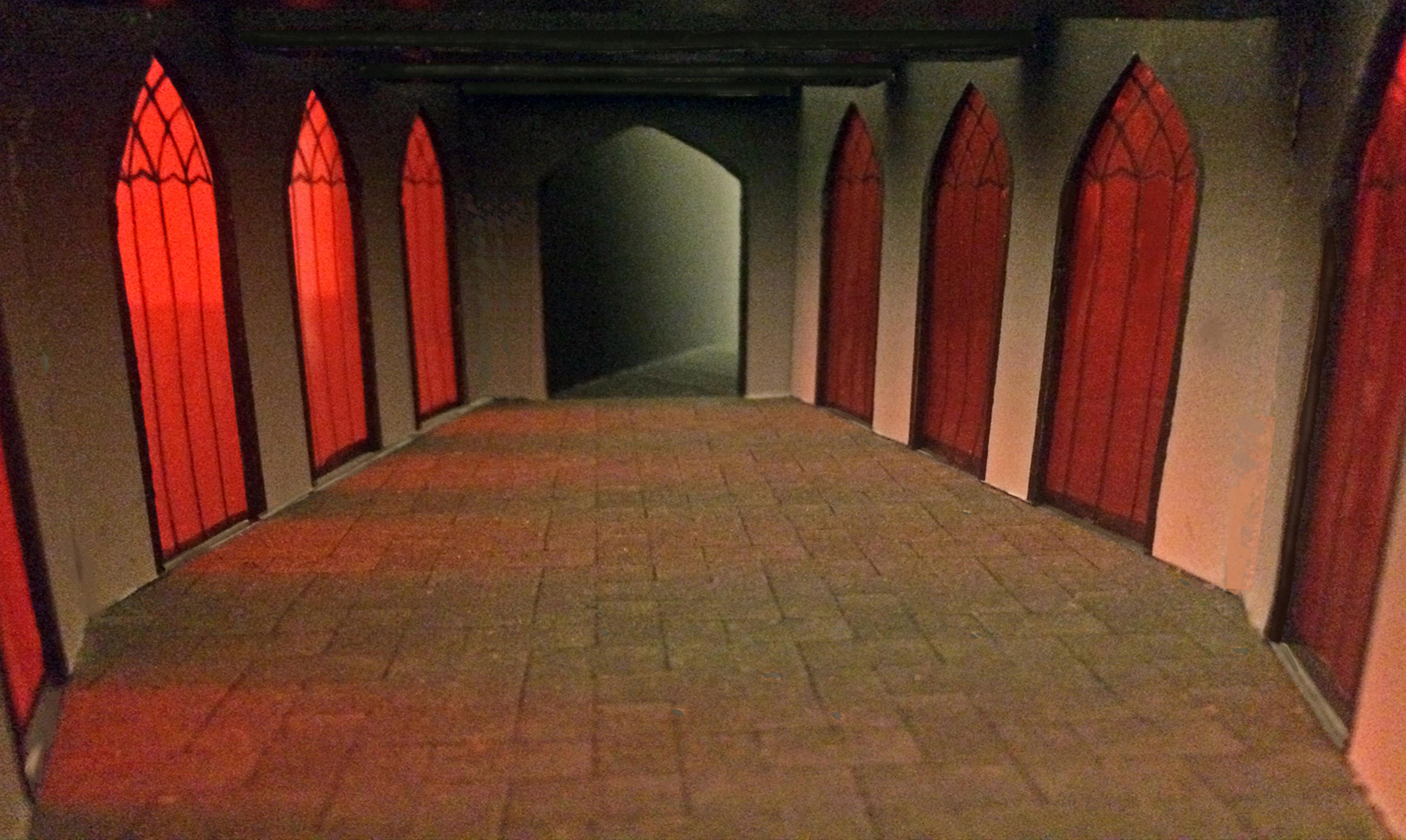 Black Death Room