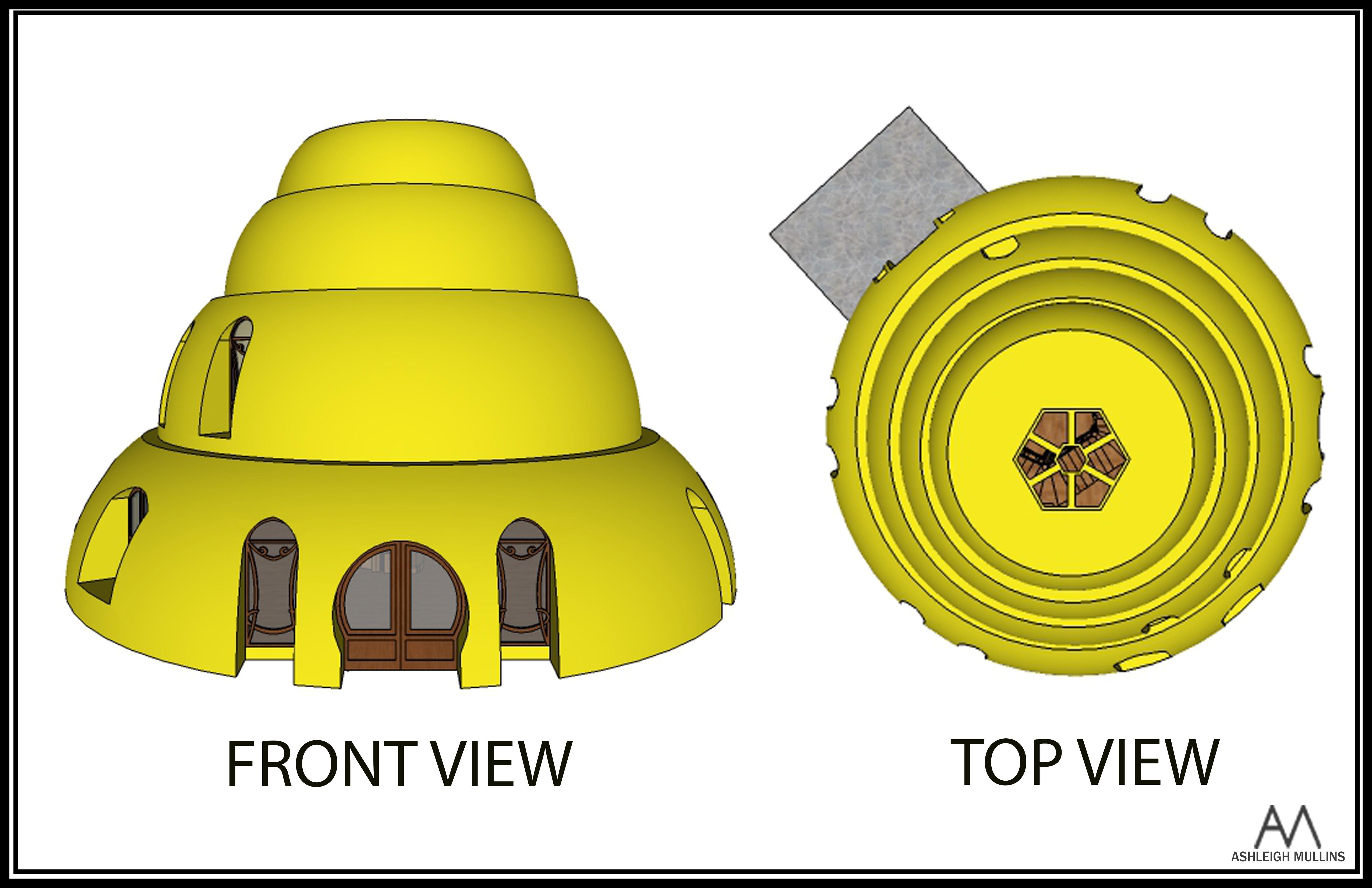 Exterior Concept Model