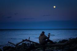 Ostsee Nachtangeln
