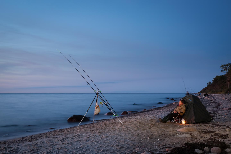 Brandungsangeln Ostsee