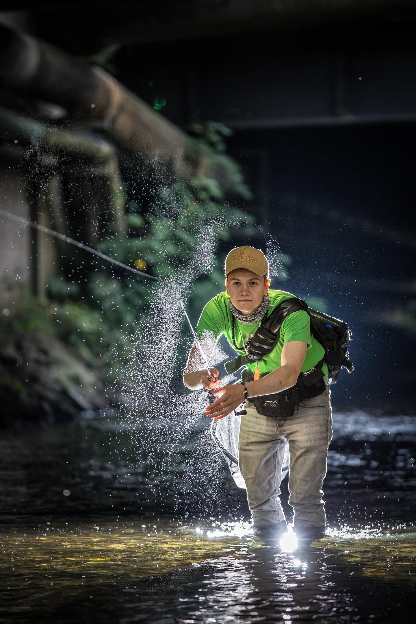 Urban Streetfishing