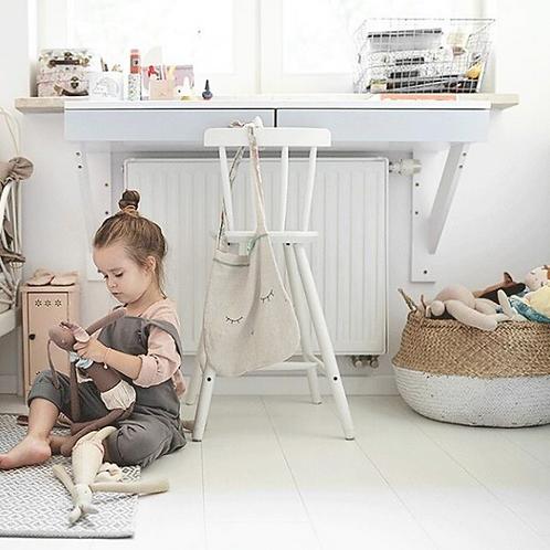 Skrivebord - Ålesund med 2 skuffer