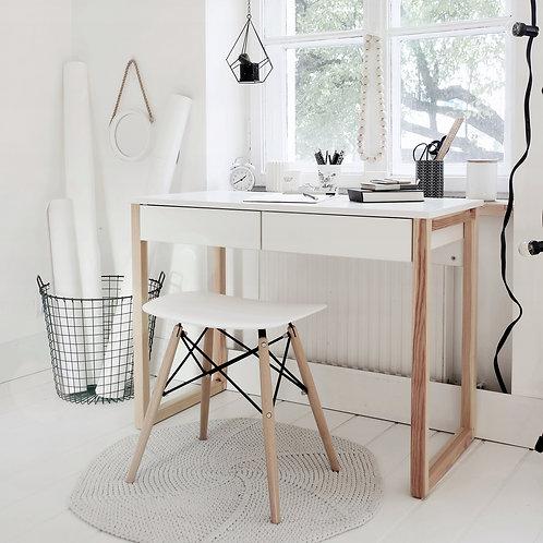Bergen - moderne stol (hvit)
