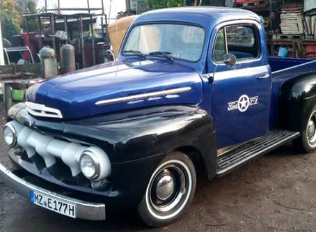 Ernes Ford Pickup