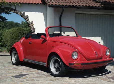 Charlys VW Speedster