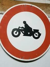 Fahrverbote für Motorräder
