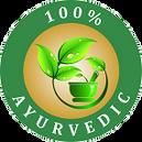 100% Ayurvedic Certified