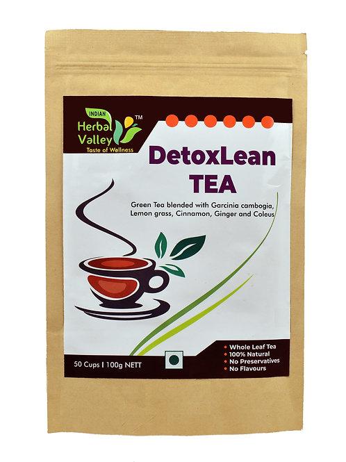 DetoxLean Tea