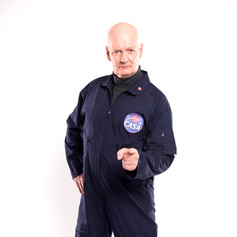 Colin Mochrie received a CSA nomination for his role in Tiny Plastic Men.