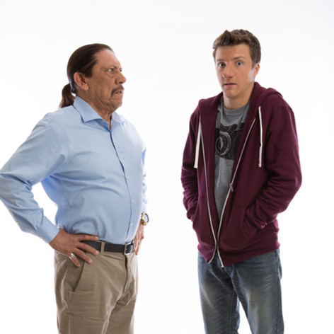 Danny Trejo and Jake Short star in the award-winning film #ROXY.
