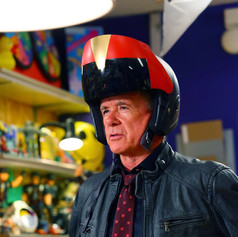 Alan Thicke guest stars in Tiny Plastic Men, now available on Amazon.
