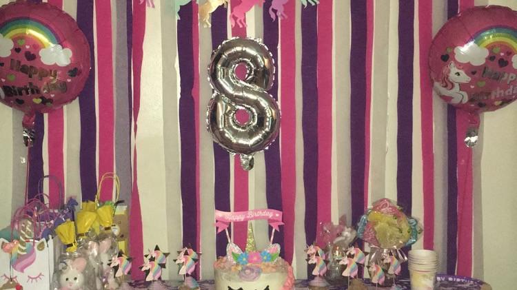 Birthday Display 2