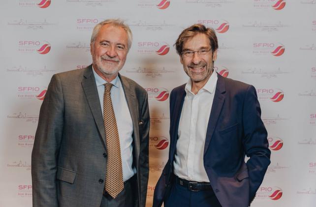 Dr Jean Louis GIOVANNOLI et Dr Pierre MARIN