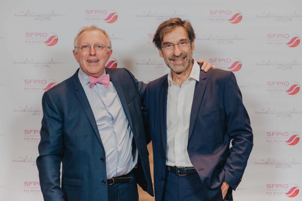 Dr Pierre BARTHET et Dr Pierre MARIN