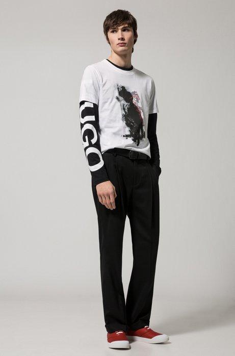 HUGO T-shirt e18 1hug