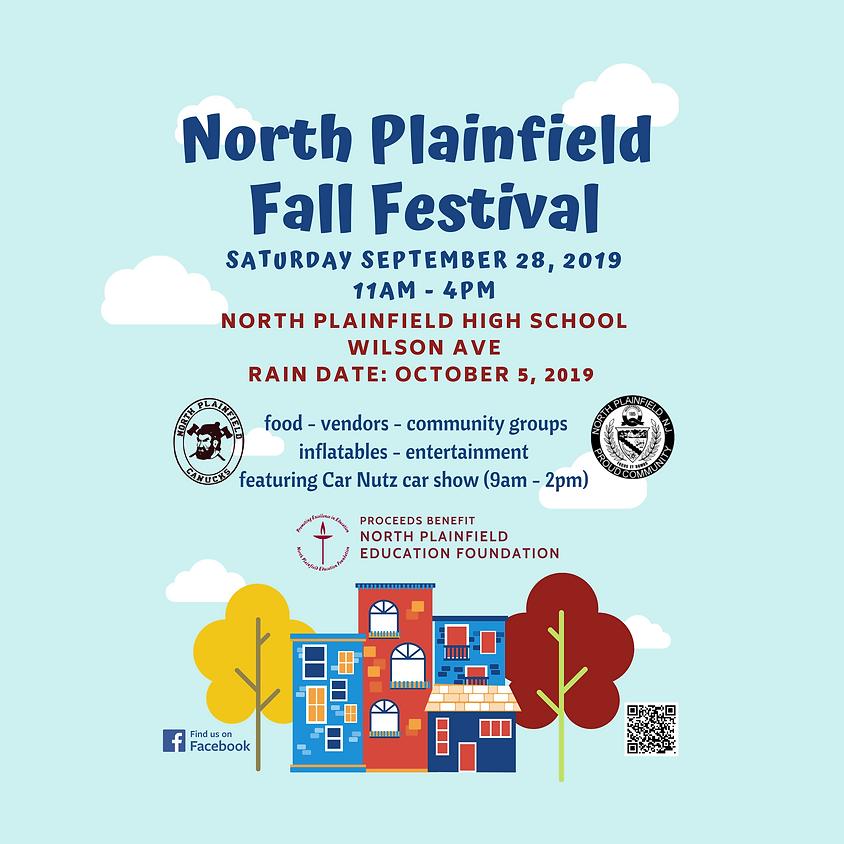 North Plainfield Fall Festival 2019