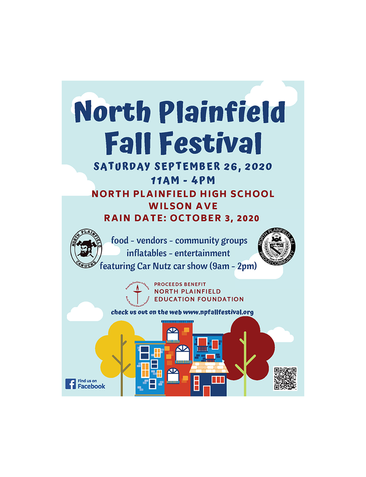 North Plainfield Fall Festival
