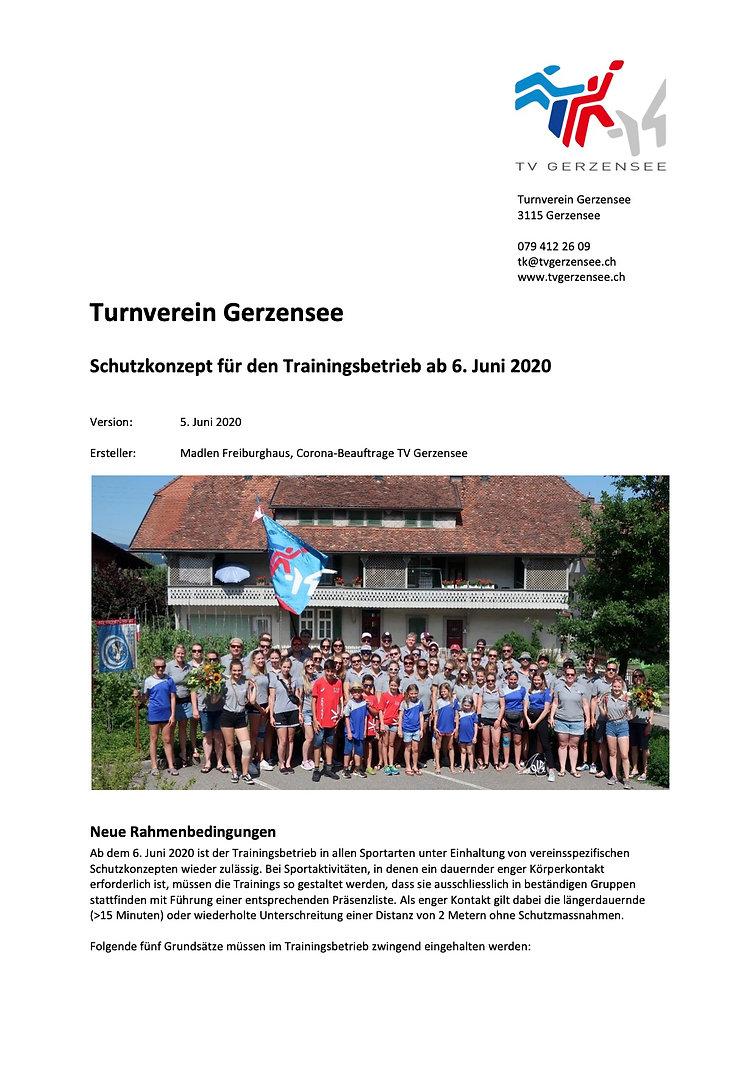 Schutzkonzept TV Gerzensee, 05.06.2020.j