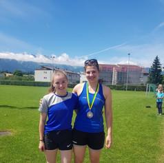 Leichtathletik Wettkampf Uetendorf