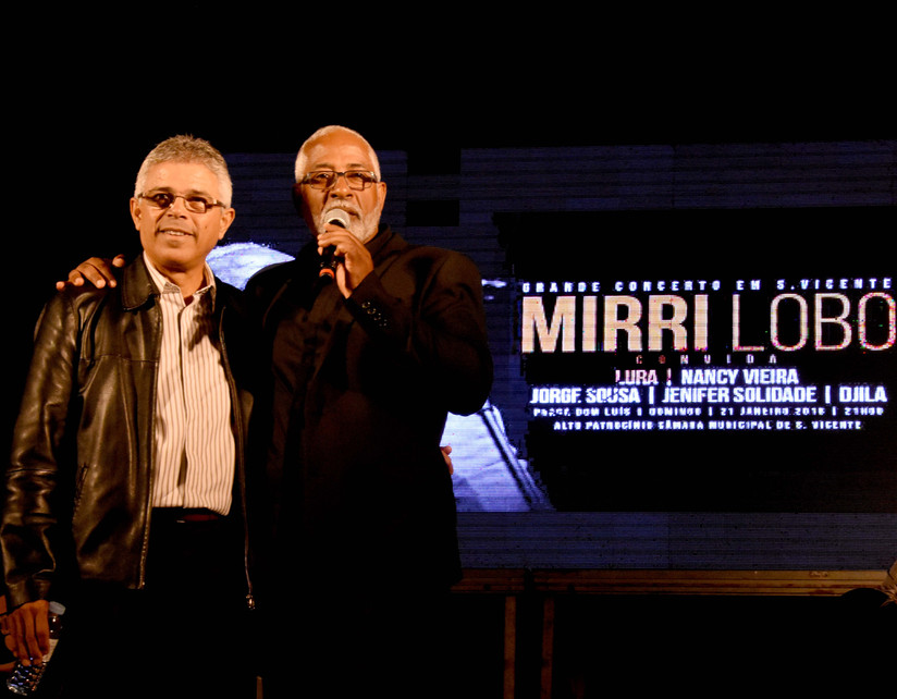 Mirri Lobo & Amigos Mindelo