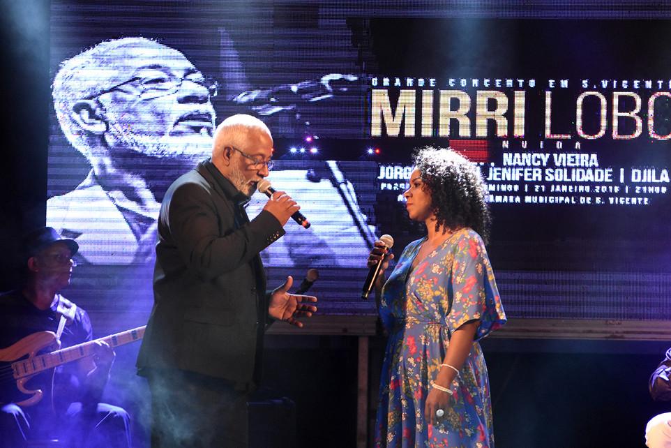 Mirri Lobo&Amigos, Mindelo