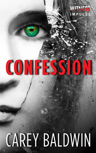 Confession by Carey Baldwin Blood Secrets #2 and prequel to the Cassidy & Spenser thrillers series