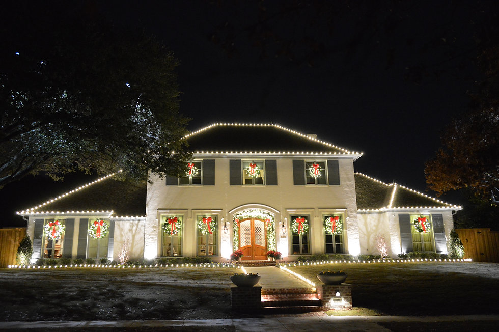 Jingle Bell Lighting_Residential