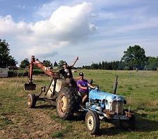 chantier participatif earthship france