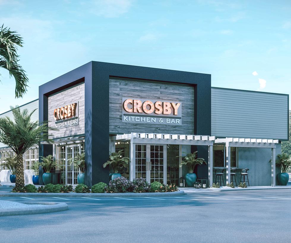 Crosby Restaurant 1