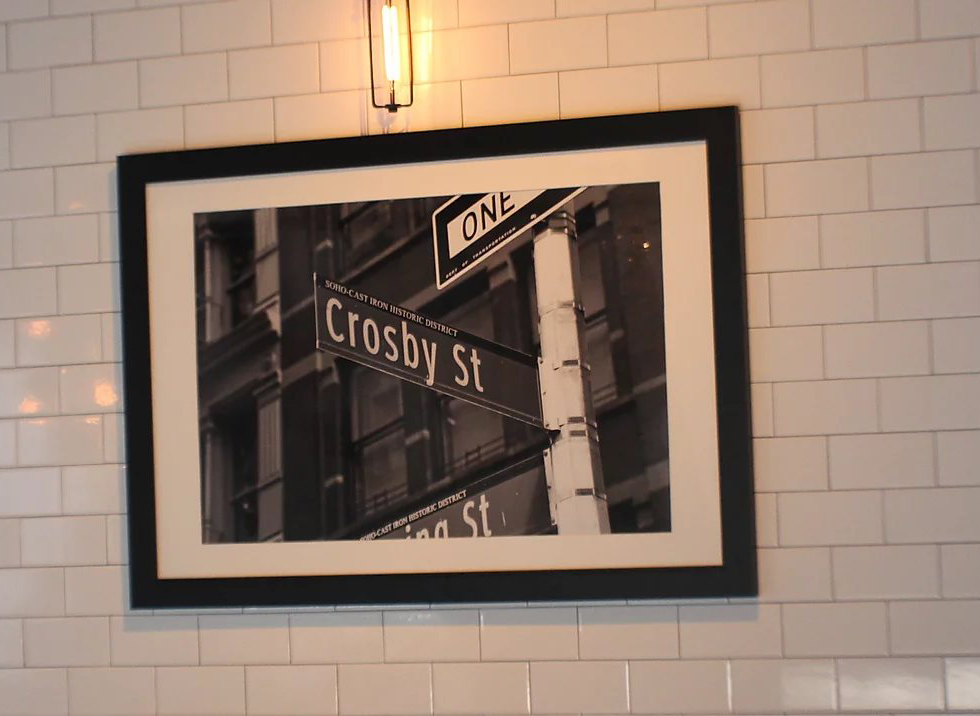 Crosby Restaurant 9